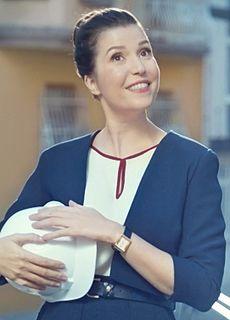 Selma Ergeç Turkish-German actress