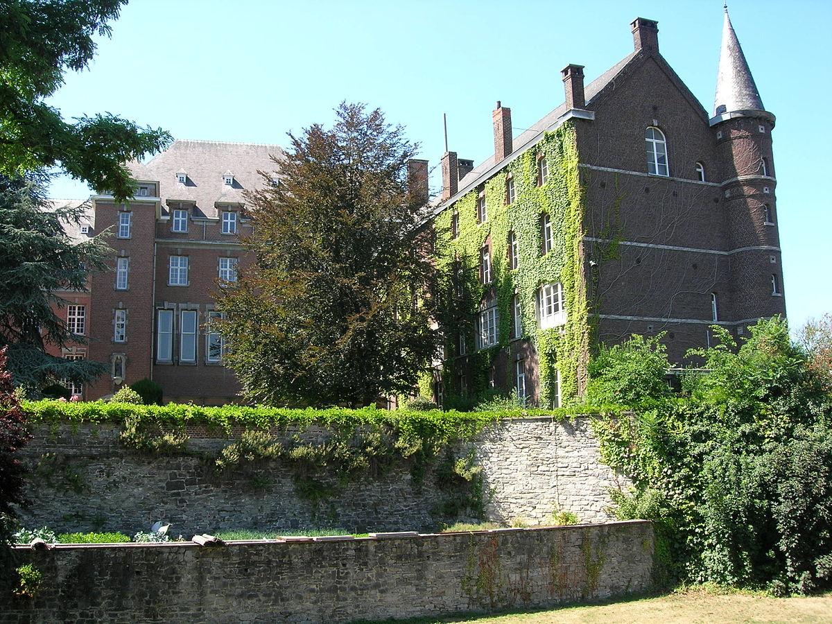 S minaire de tournai wikipedia for Le jardin neufchatel sur aisne