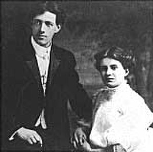 Aimee Semple McPherson - Robert and Aimee Semple (1910)