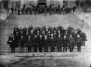 43rd United States Congress - Senators of the 43rd United States Congress