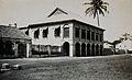 Senior Medical Officers' quarters in Bathurst, Gambia. Photo Wellcome V0029239.jpg