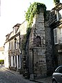 Senlis (60), rue Villevert, vestige de l'enceinte gallo-romaine.jpg