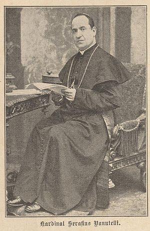 Serafino Vannutelli - Serafino Vannutelli.