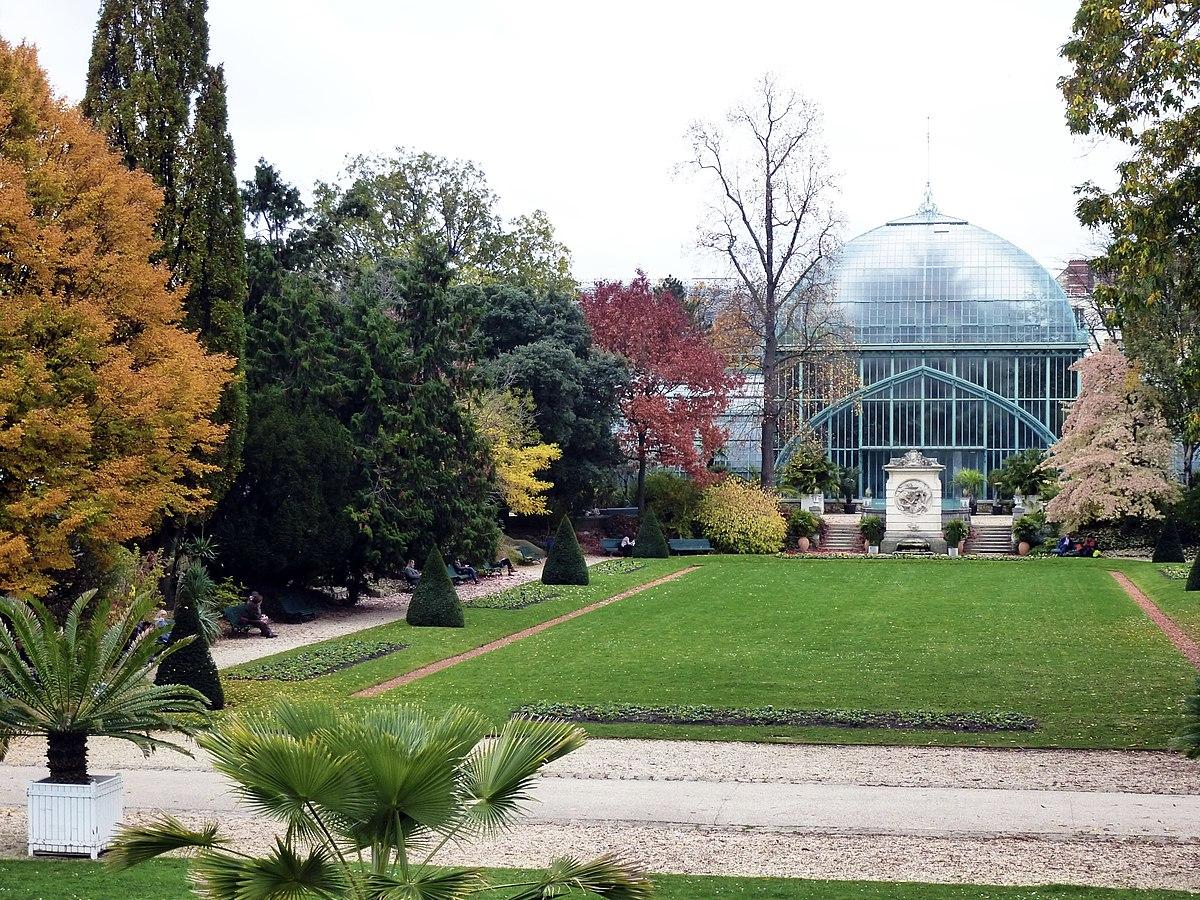 Jardin Des Serres D Auteuil Wikip 233 Dia