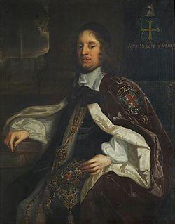 Seth Ward (bishop of Salisbury) Bishop of Salisbury