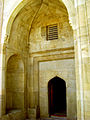 Shahs-khans mosque shirvanshahs palace built in 1141 baku azerbaijan2.jpg