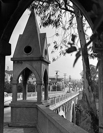 Shakespeare Bridge - Shakespeare Bridge in 1956