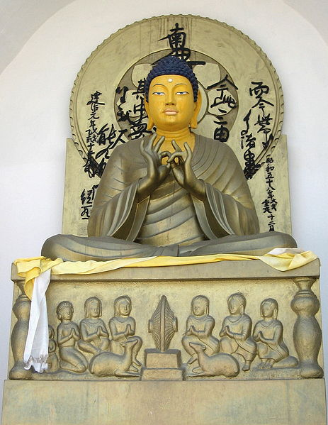 File:Shanti stupa main buddha.jpg