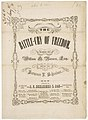 Sheet Music for the Song Battle Cry of Freedom with Confederate Lyrics - NARA - 3819352 (page 1).jpg