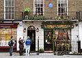 Sherlock Holmes Museum, Baker Street, London.jpg