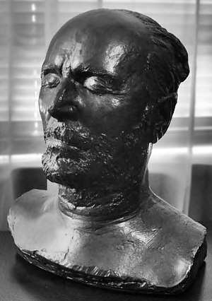 Sherman's death mask Shermandeathmask.jpg
