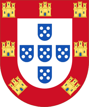 Coat of arms of Portuguese Empire