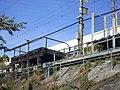Shinkansen Otaka set-off workshop evacuation space(wooddeck)2.jpg