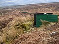 Shooting butts on Edmonbyers Moor - geograph.org.uk - 157146.jpg