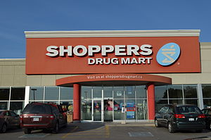 Shoppers Drug Mart - A Shoppers Drug Mart in Markham.