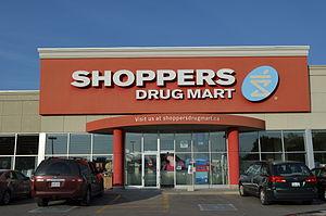 Shoppers Drug Mart - A Shoppers Drug Mart in Markham.