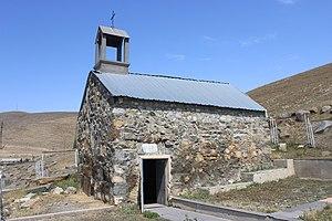 Shoghakat, Armenia - Image: Shorzha Chapel