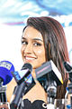 Shraddha Kapoor in Press conference of ABCD - Any Body Can Dance - 2 in Dubai.jpg
