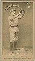 Sid Farrar, Philadelphia Quakers, baseball card portrait LCCN2007686887.jpg