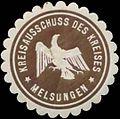 Siegelmarke Kreisausschuss des Kreises Melsungen W0329191.jpg
