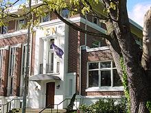 Gamma Chi chapter at the University of Washington, Seattle, Washington
