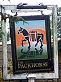Sign for the Pack Horse - geograph.org.uk - 1561732.jpg