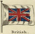 Signals for Pilots. British. Johnson's new chart of national emblems, 1868.jpg