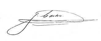 Julián Castro - Image: Signature of Julián Castro