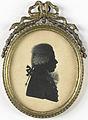Silhouet portret van een man Rijksmuseum SK-A-4845.jpeg