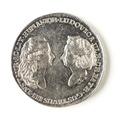 Silvermedalj, Gustav III och Lovisa Ulrik - Skoklosters slott - 109489.tif