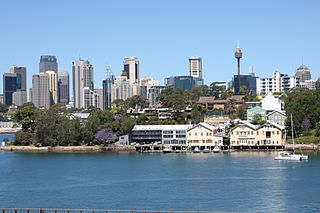 Balmain East, New South Wales Suburb of Sydney, New South Wales, Australia