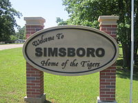 Simsboro louisiana