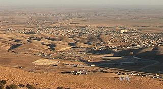 Sinjar Place in Iraq