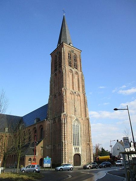Toren van de Sint-Willibrorduskerk, Dorp 1, Rijkevorsel