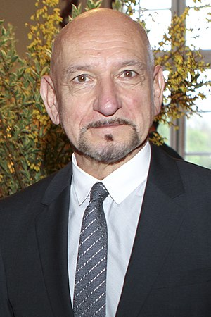 55th Academy Awards - Image: Sir Ben Kingsley 2012