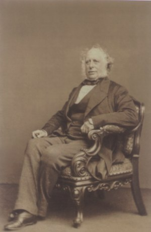 Sir Frederick Currie, 1st Baronet - Sir Frederick Currie, 1858