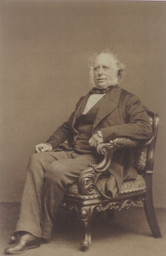 Sir Frederick Currie, 1st Baronet - Sir Frederick Currie, 1858
