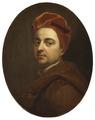Självporträtt (Michael Dahl d.ä.) - Nationalmuseum - 39155.tif