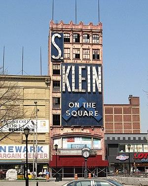 S. Klein - Newark store in 2008