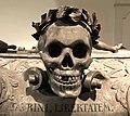 Skull on a Habsburg coffin in Vienna.jpg