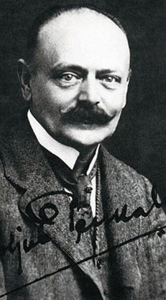 Slavoljub Eduard Penkala - Slavoljub Penkala in 1920