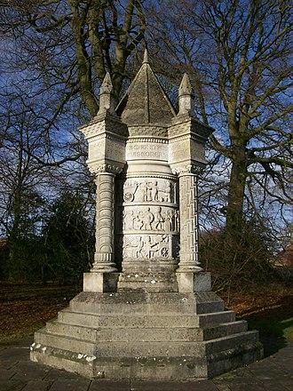 Sledmere - Image: Sledmere, Waggoners' Monument