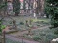 Smíchov, Malostranský hřbitov, z Duškovy (02).jpg
