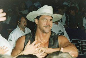WWF Brawl for All - Bart Gunn, the winner of the only Brawl for All tournament.