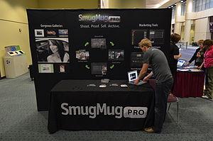 SmugMug - SmugMug conference booth