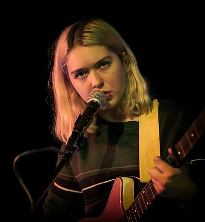 Picture of a band or musician: Snail Mail