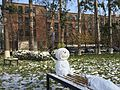 Snowman Dora at CNU Main Campus (20151123094116).jpg