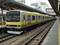 Sobu E231 Mitaka 20030222.JPG