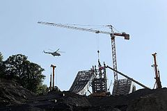 Sochi ski jumps under construction.jpeg
