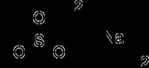 Sodium sulfite - Image: Sodium sulfite